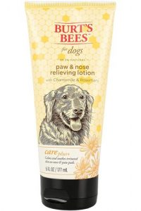 best-dog-paw-moisturizer-Burt's-Bees-for-Dogs-Care-Plus
