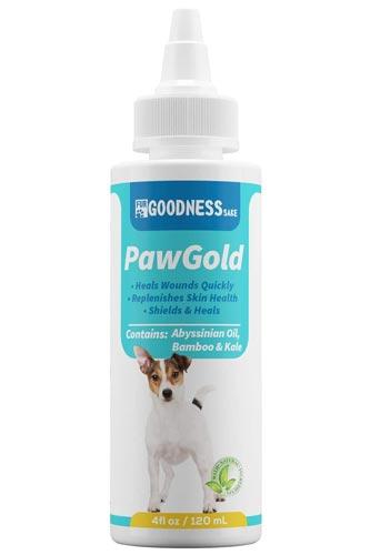 best-dog-paw-moisturizer-FurGoodnessSake-PawGold