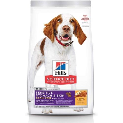 dog-food-allergy-Hills-Science-Diet-Sensitive-Skin