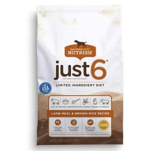 hypoallergenic-dog-food-brands-Rachael-Ray-Nutrish-Just-6-Limited